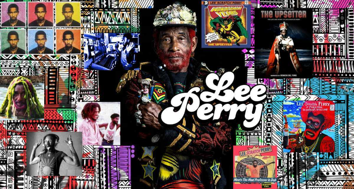 Lee Scratch Perry Biography