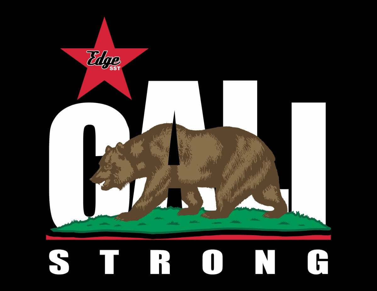 CALI Strong Is The Original California Sports Company