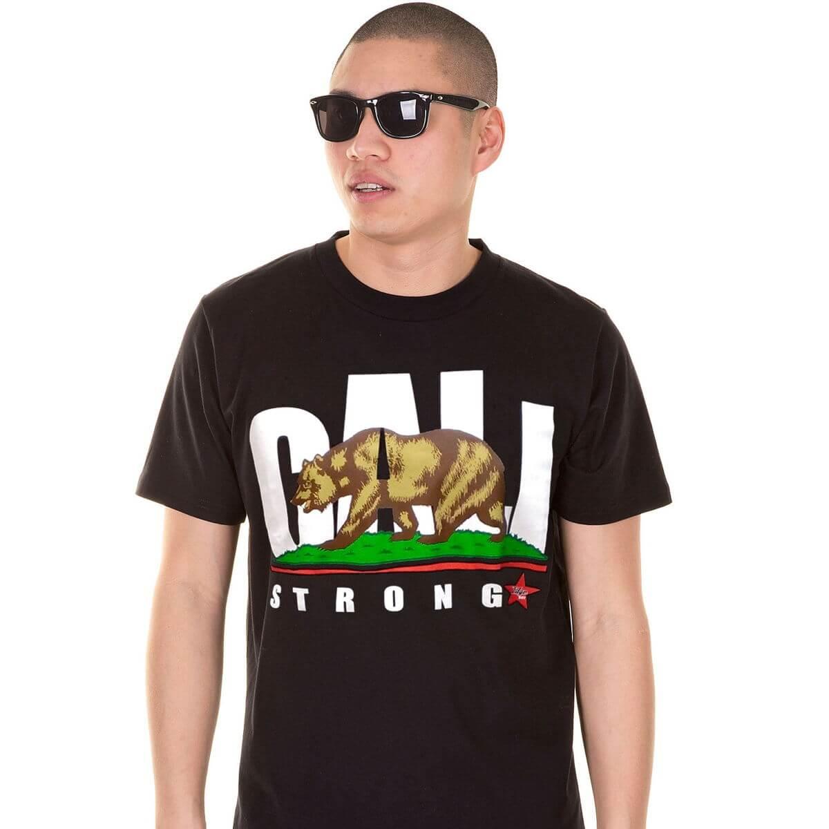 739157dbf51b3 Ochoa Boyz Sporting CALI Strong s Hit Heather T-shirt Line At Photo ...