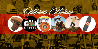 The History of Skateboarding In California