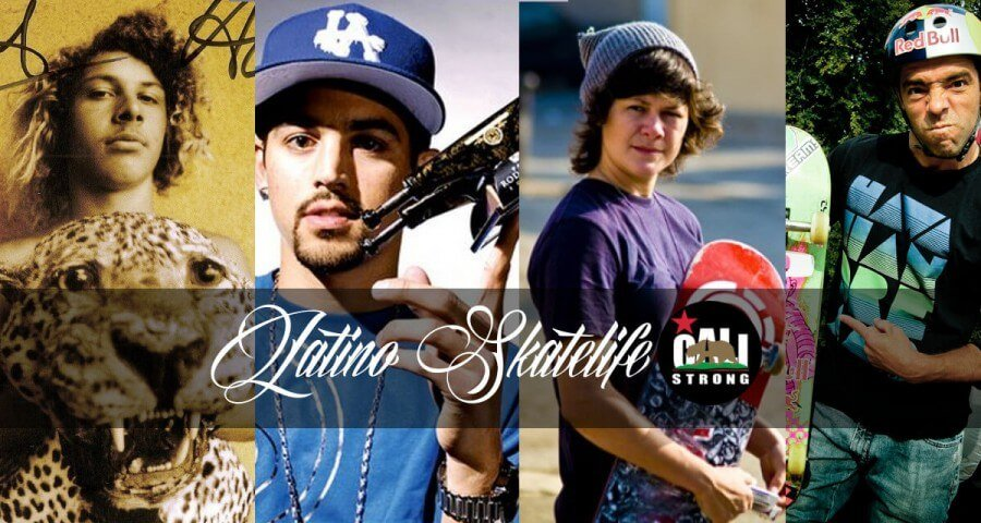 Latino Skateboarding