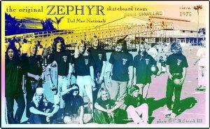 Z-Boys Circa 1975