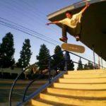 CALI Strong Skateboarding Arturo Chula Vista High School California