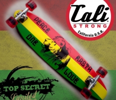 Freedom Rasta Skateboard