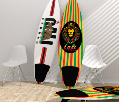 CALI Strong Surfboards
