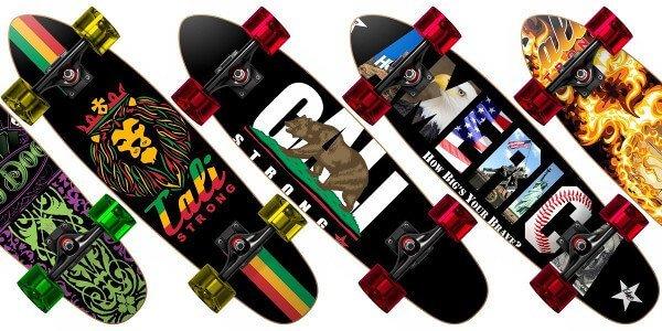 CALI Strong Skateboards