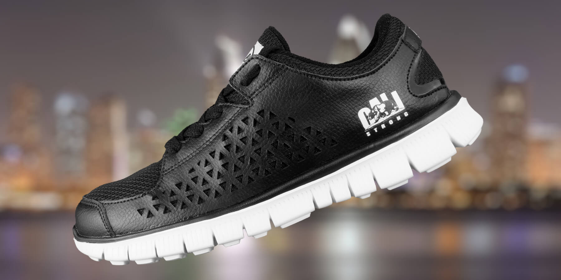 CALI Strong Diego Running Shoe