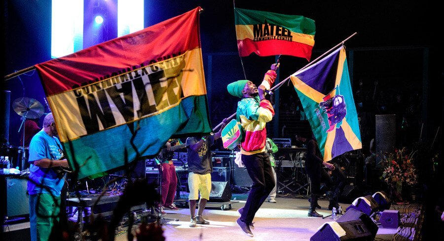 CALI Reggae Concerts