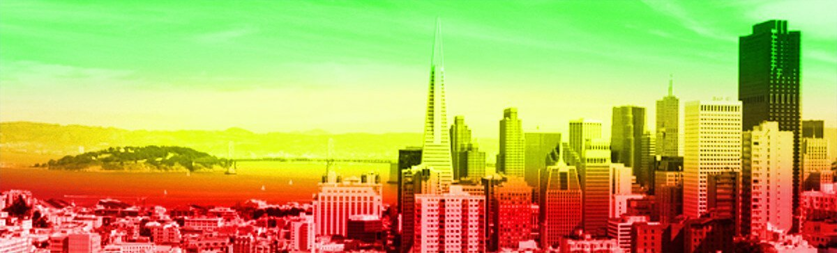 San Francisco is home to Reggae