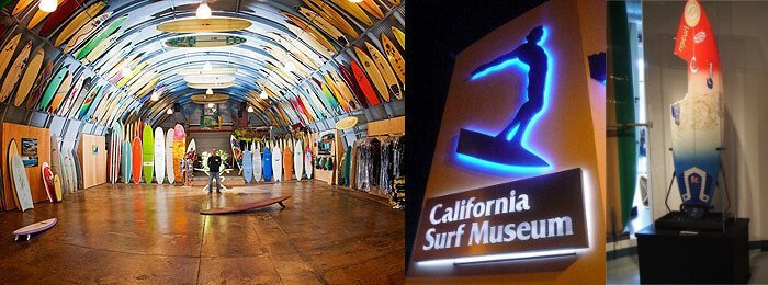 California Surf Museum in Oceanside