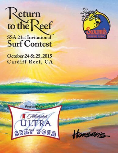 Return to the Reef Surf Contest