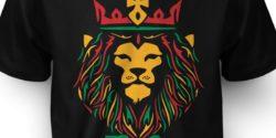 CALI Strong King Rasta Black Zoom