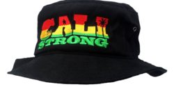 CALI Strong State Rasta Bucket