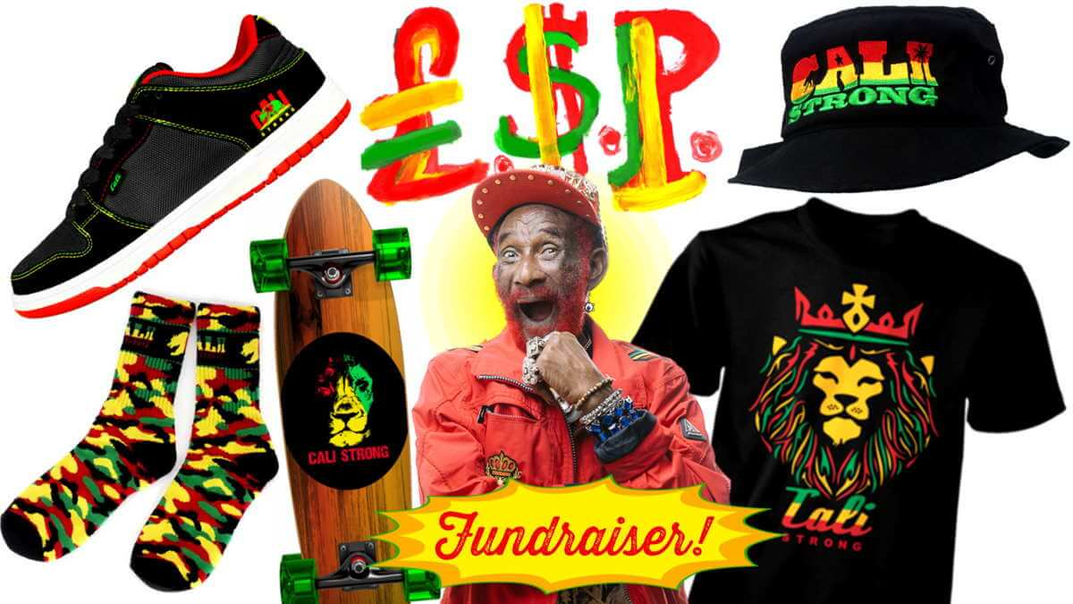 Lee Scratch Perry Fire Recovery Fundraiser  2016