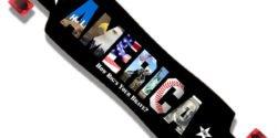 America Longboard Promo 4