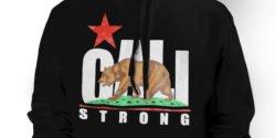 CALI Strong Original Hoodie Zoom