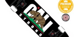 GA01A03 CALI Strong Shortboard