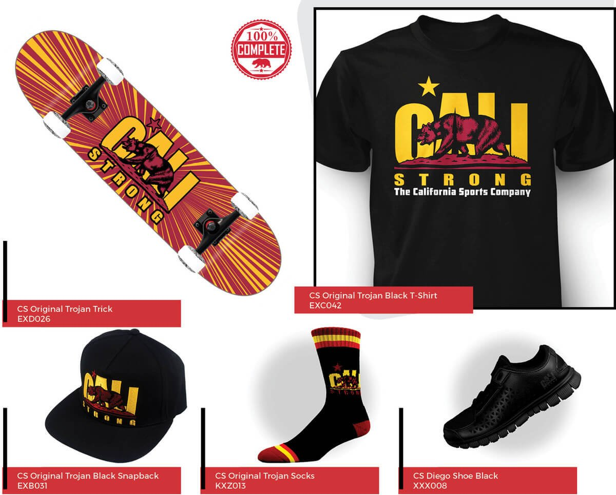 CALI Strong USC Series