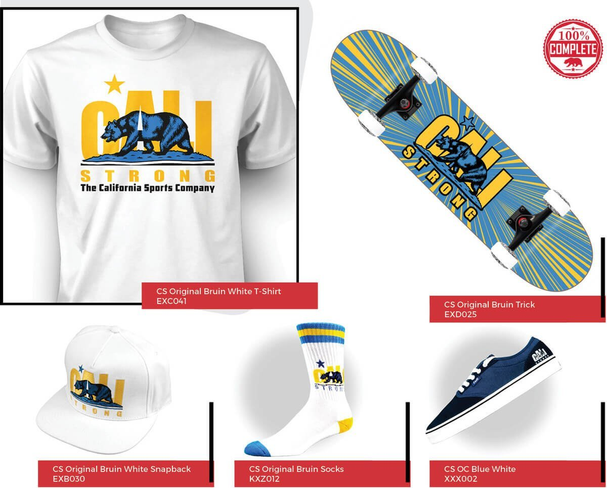 CALI Strong UCLA Series