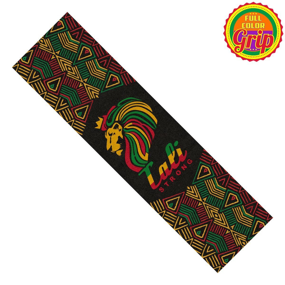 Lord Rasta Grip Tape Skateboard