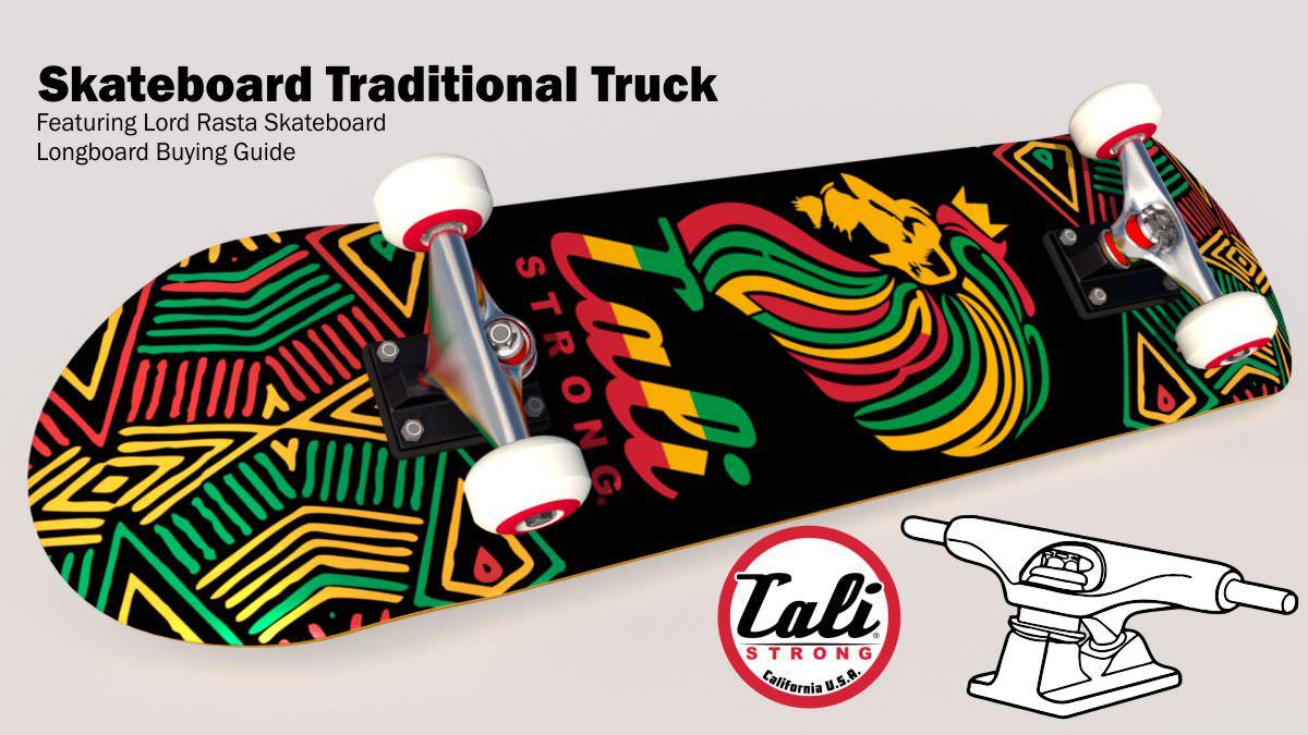 Skateboard Traditional Trucks
