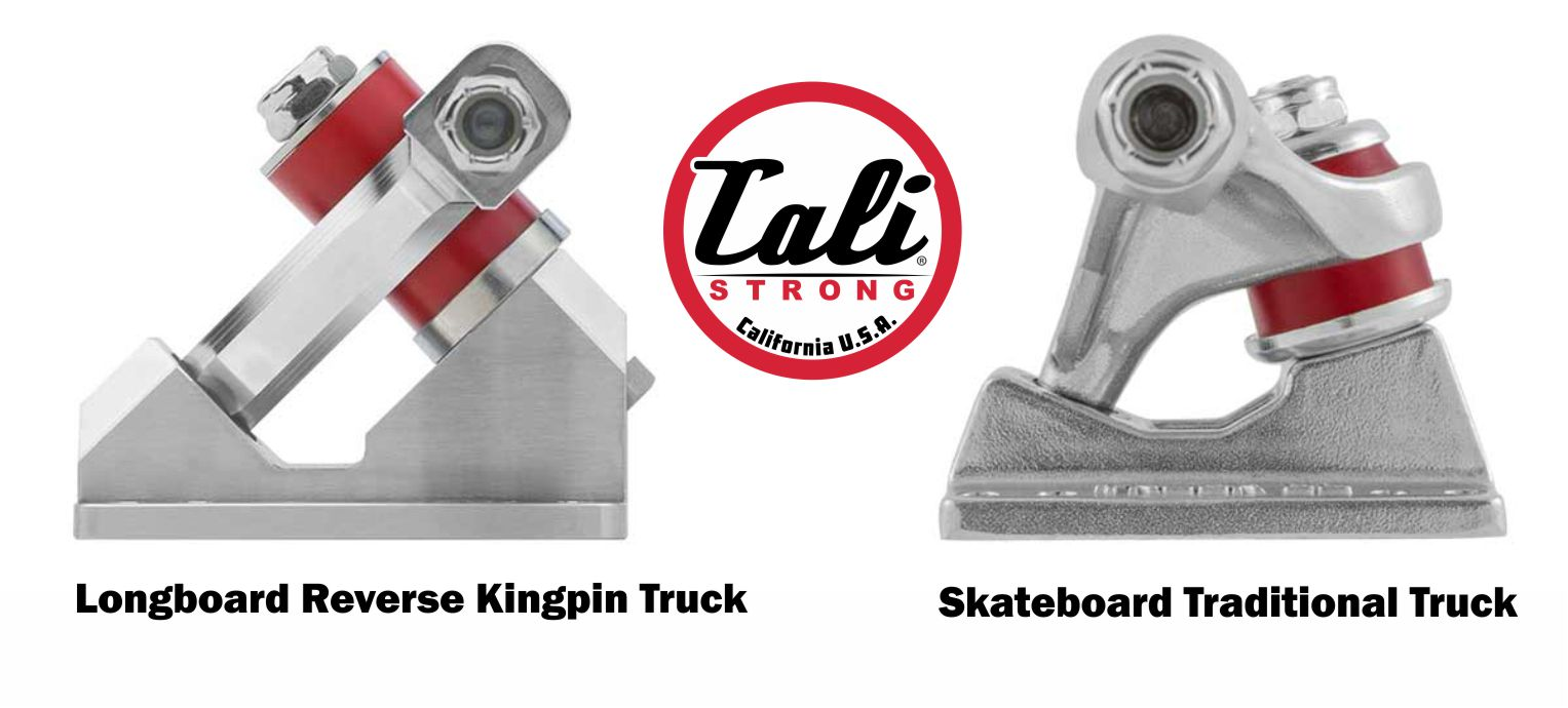 Reverse Kingpin Truck vs. Traditional Truck