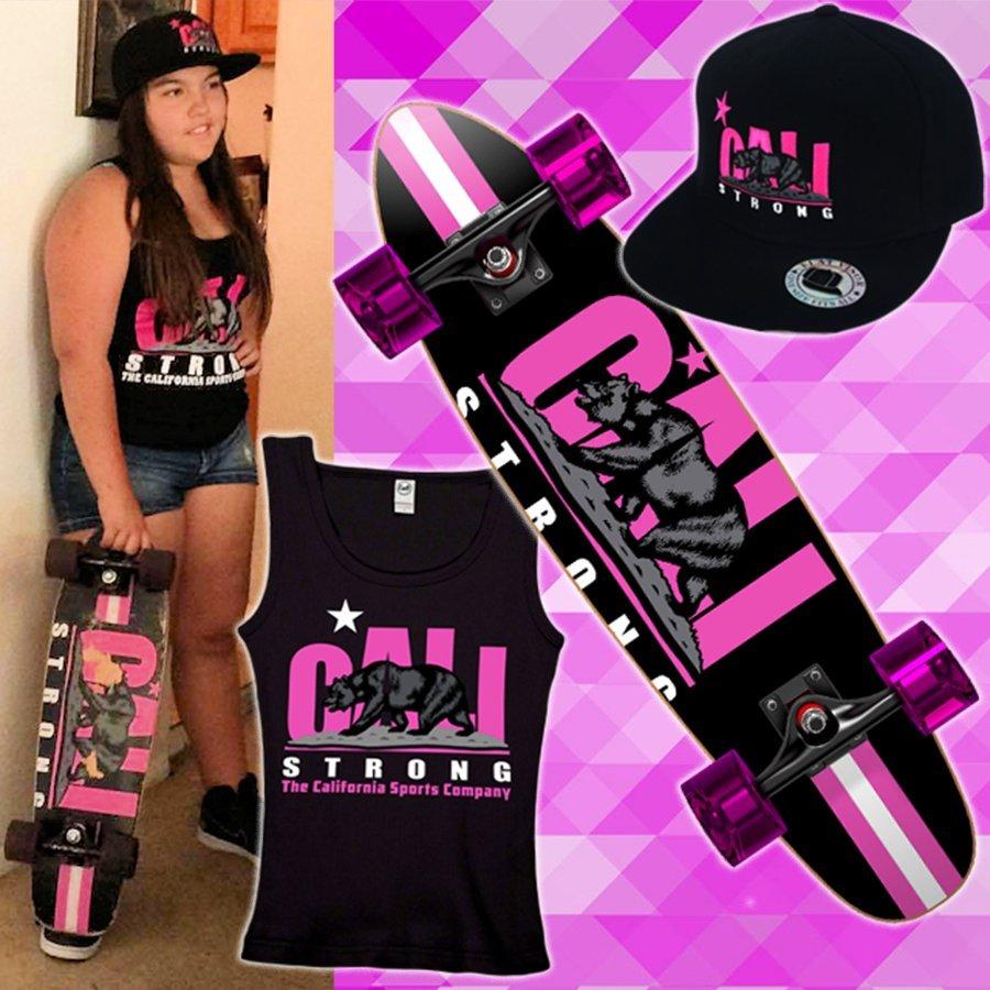 CALI Strong Original Pink Series With Jade Serna!