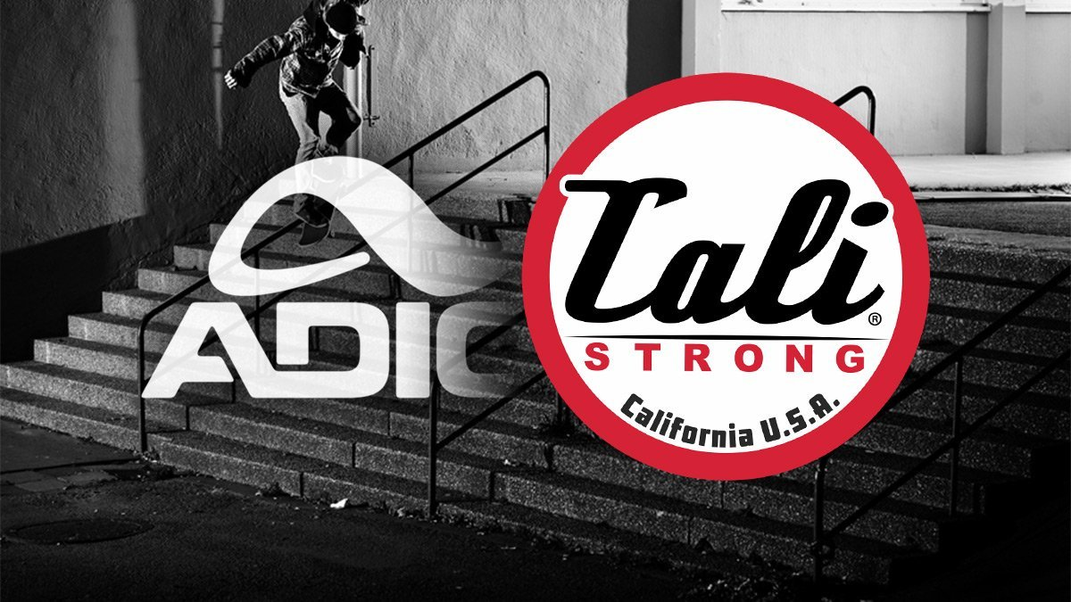 The New Adio Is CALI Strong