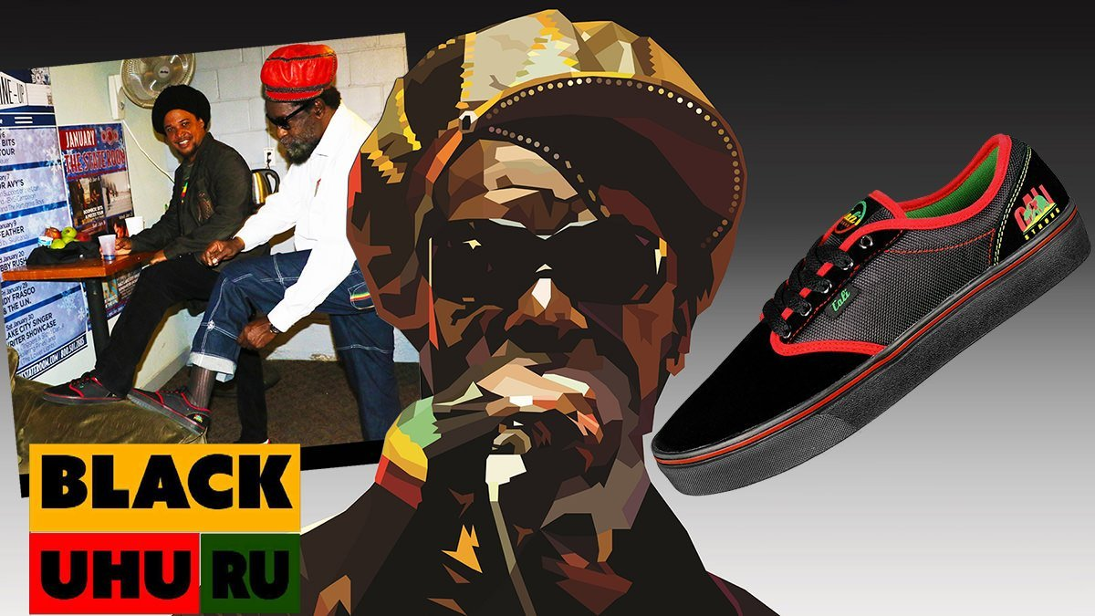 """Derrick """"Duckie"""" Simpson (a.k.a """"Gong Gong Gullie"""") Is The Founder And Leader For Reggae Legends BLACK UHURU."""