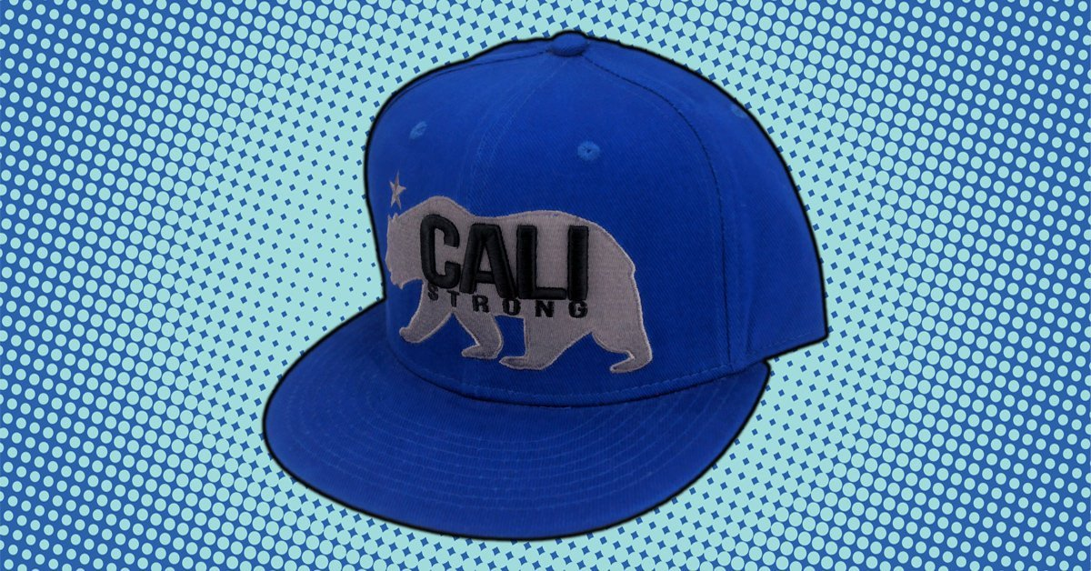 CALI Strong Flat Bill