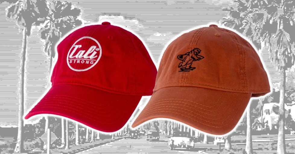 6d10352d842 The dad hat has a classic low key baseball look - CALI Strong ...