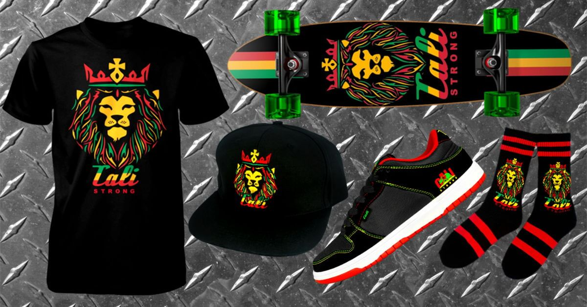 The CALI Strong Reggae Collection
