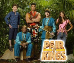 "Disney XD's ""Pair of Kings"" with Ryan Ochoa as Lanny"