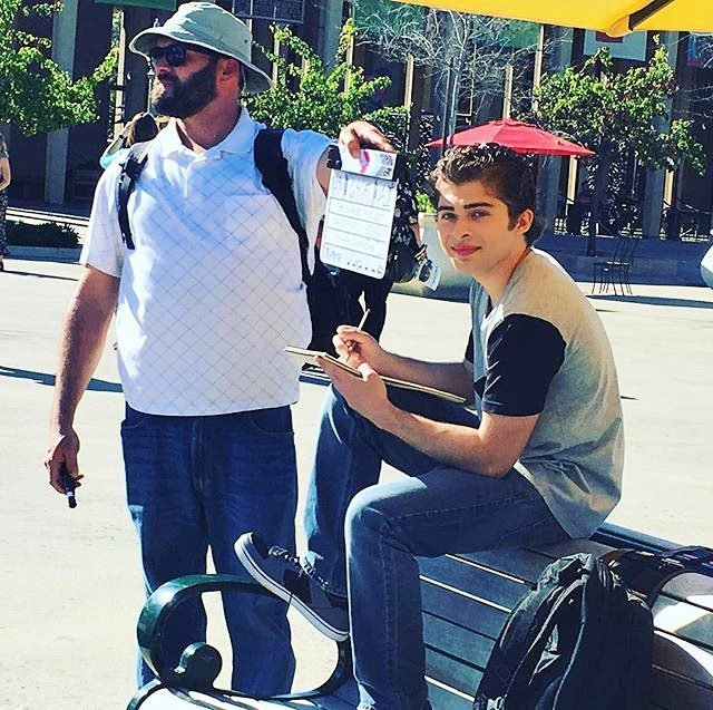 """Second to last shot for Ryan Ochoa on """"The Samuel Project"""""""