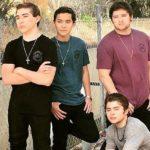 Ochoa Boyz CALI Strong: Raymond Ochoa, Robert Ochoa, Ryan Ochoa, And Rick Ochoa.