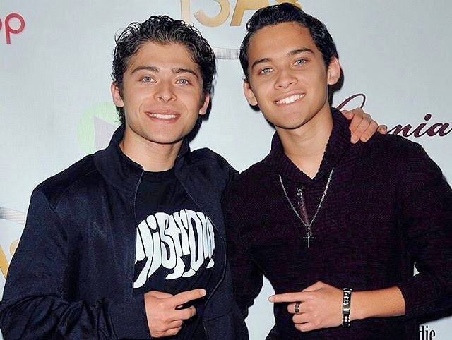 Ryan Ochoa And Robert Ochoa CALI Strong