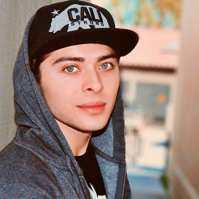 Ryan Ochoa CALI Strong West Coast Grey Black Flat Bill Snapback Cap