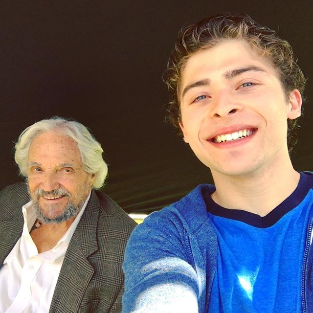 "Ryan Ochoa, star of the hit Disney series ""Pair of Kings"", stars in ""The Samuel Project"" with Emmy winner and Golden Globe nominee Hal Linden, star of the long running series ""Barney Miller"""