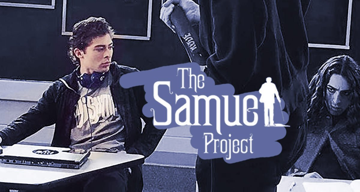 "Ryan Ochoa Stars In The Indie Drama Feature Film ""The Samuel Project"""