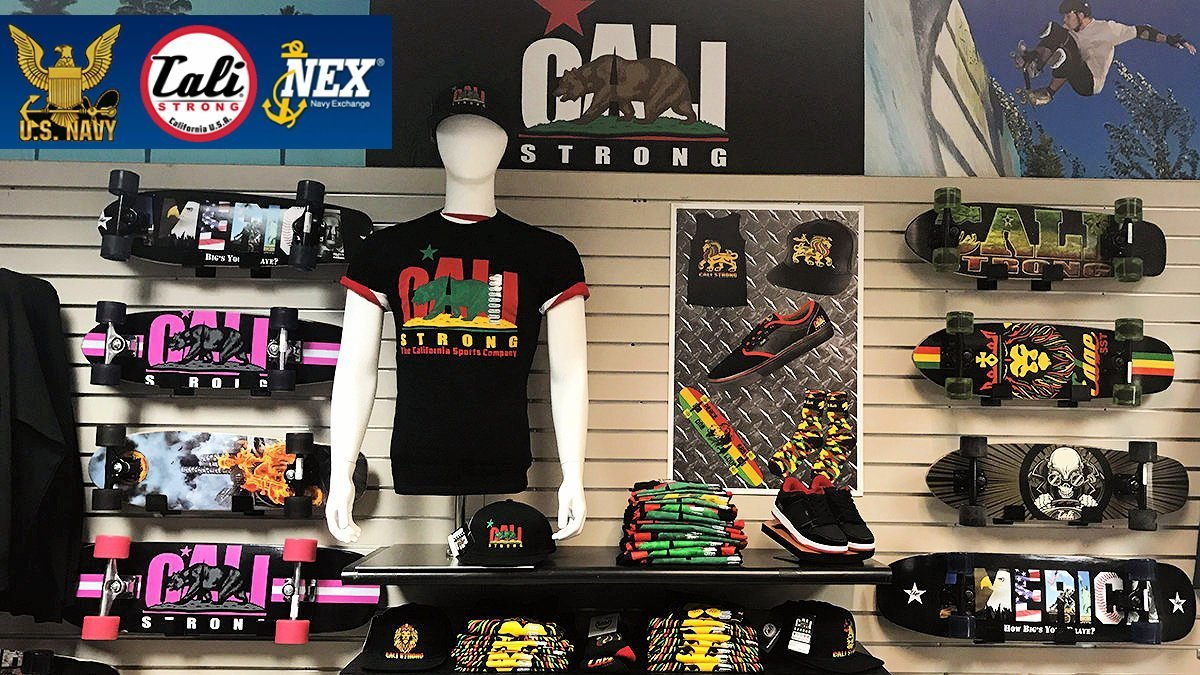 NEX Port Hueneme with CALI Strong