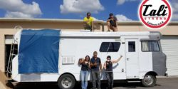 CALI Strong's New Mobile Retail Truck Pop-Up Store