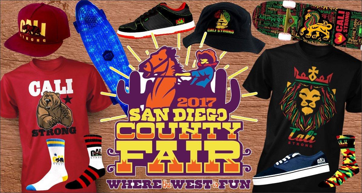 San Diego County Fair 2017  At The Del Mar Fairgrounds