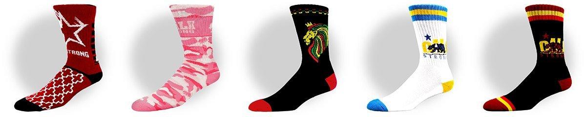CALI Strong Socks