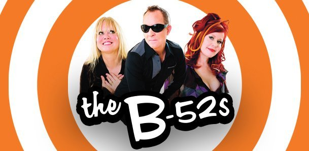 The-B-52's