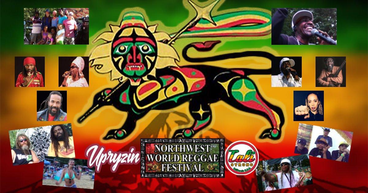 Northwest World Reggae Festival July 28th – 30th 2017 In Sandy, Oregon
