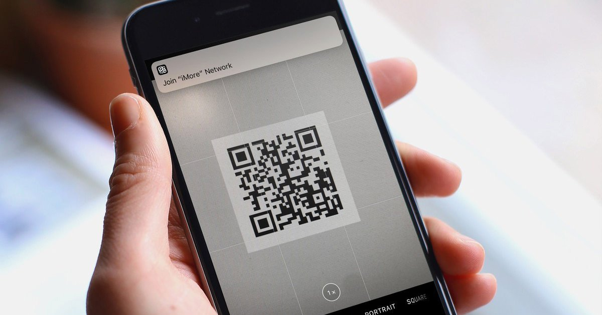 How To Scan QR Codes With IOS 11's Camera App