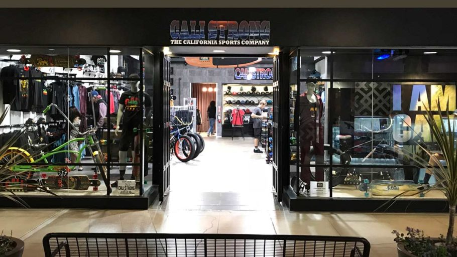 Sports clothing stores in san diego