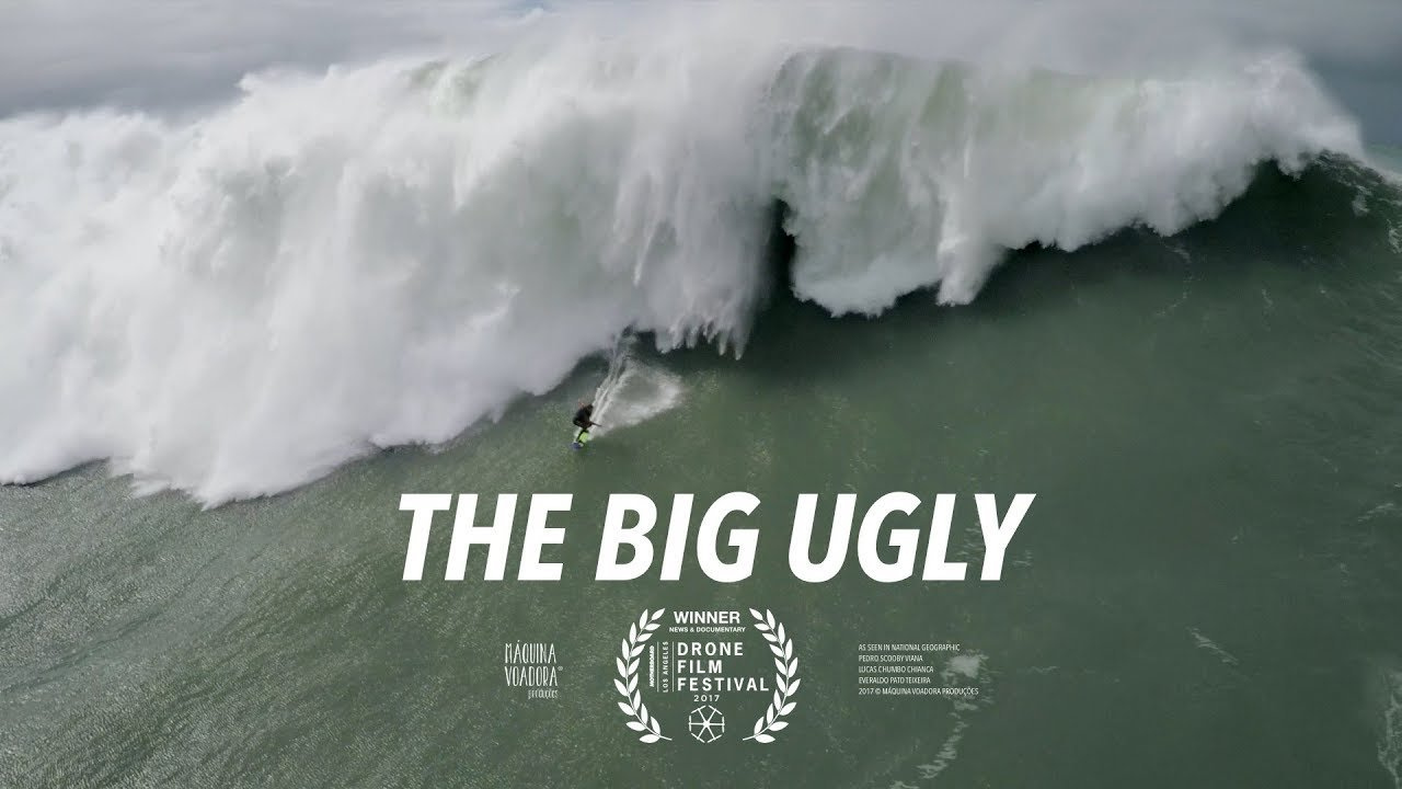 The Big Ugly: The Dramatic Rescue Of Fallen Big Wave Surfer